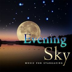 """A wonderous collection of melodic/ambient music for stargazing. Contains unreleased """"Planetarium"""" music by Tim Clement."""
