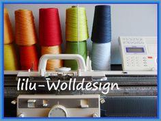 Flyer für Strickunterricht bei lilu-Wolldesign von liluWolldesign auf Etsy