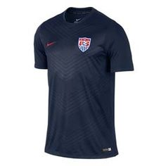 Nike USA World Cup Pre-Match Soccer Training Jersey