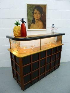 kitsch cocktail cabinet/bar - www.retroworldonline.co.uk