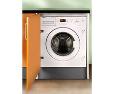 Beko WMI71641 Built In Washing Machine - White Product Image