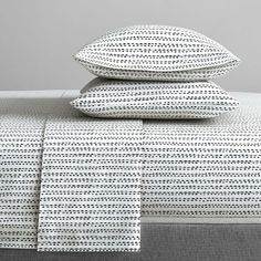 Harmony Sheet Set, Bed Sheets | West Elm