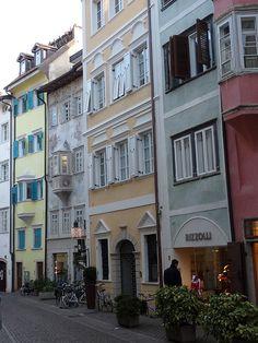 Wonderful Bolzano http://www.travelandtransitions.com/european-travel/