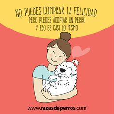 #Cute #Illustration #Dog #ILoveMyDog #YoAmoAMiPerro #AdoptaUnPerro #Felicidad