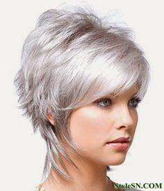cute short haircuts for curly hair 2014 haircut styles -StyleSN
