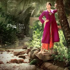 kebaya labuh # Poya  This kebaya's color, is perfection.
