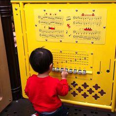 九龍公園內兒童遊戲區