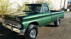 Chevrolet: C-10 1963 Chevrolet 4 X 4 Truck K 20 Chevy.jpg