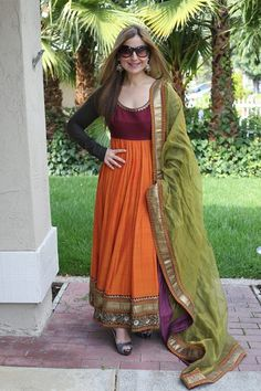 Colors & Crafts Boutique™ offers unique apparel and jewelry to women who value versatility, style and comfort. For inquiries: Call/Text/Whatsapp Indian Look, Indian Ethnic Wear, Pakistani Outfits, Indian Outfits, Salwar Pattern, Anarkali Dress, Anarkali Suits, Punjabi Suits, Desi Wear