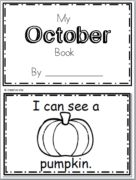 """Free October Book for Kindergarten Practice reading the words """"I can see a."""" There are 10 pages in this October book. You can print and… Preschool Learning, Classroom Activities, Classroom Fun, Fall Activities For Kids, Holiday Activities, The Words, Halloween Infantil, Kindergarten Books, Halloween Crafts Kindergarten"""