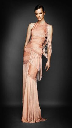 Atelier Versace Fall Winter 2010 collection