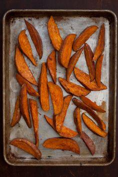 Sweet Potato Oven Fries | SAVEUR