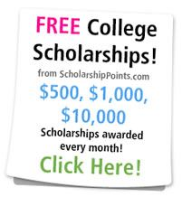 Why am I not winning scholarships?