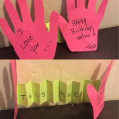 boyfriends birthday card