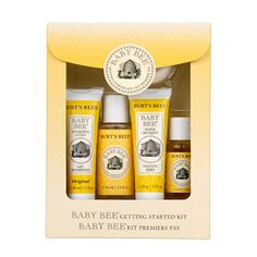 Baby Bee Getting Started Kit - Burt's Bees