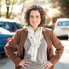 Alex Polizzi.  The Hotel Inspector. I can't help but like her, even though she scares me!