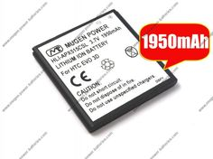 [HLI-APX515CSL] Mugen Power 1950mAh Extended Battery for Sprint HTC EVO 3D / HTC EVO 3D X515M/ HTC Sensation/ HTC Sensation XE / T-Mobile HTC Amaze 4G  $41.95  7% DISCOUNT on FACEBOOK:  http://www.facebook.com/mugenpowerbatteries  #htc #android #htcsensation #htcevo #phones