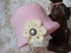 Hat. Baby Hat. Baby Girl Hat. Infant Hat. by PixieHeartStrings
