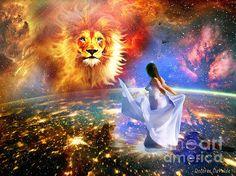 Lion of Judah Spirit