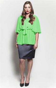 The Kara Blouse iby queen grace