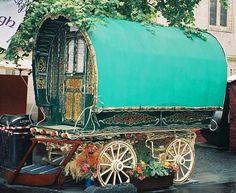 So...I think I'm gonna blow my life savings on a gypsy wagon when I get older. Yep. I'mma be a gypsy.