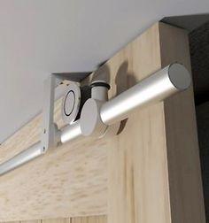 Superieur Ceiling Mount Bracket Stainless Steel Sliding Barn Wood Door Track Hardware