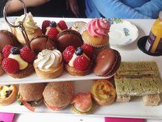 blog-To A Tea: BB Bakery Double Decker Tea Tour — Aspiring Kennedy
