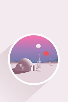 Tatooine Star Wars ★ Find more nerdy #iPhone + #Android #Wallpapers and #Backgrounds at @prettywallpaper
