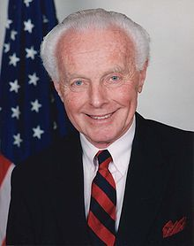 Former California Congressman won a scholarship to study in the US. He studied at the University of Washington in Seattle, but is originally from Budapest, Hungary.
