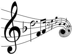 Imagens de Notas musicas para rastrear ( PNG) - Cantinho do blog