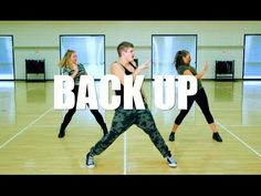 Back Up - The Fitness Marshall - Cardio Hip-Hop - YouTube  60 mins zumba, 351 calories, 9/11/15