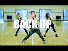 Back Up - The Fitness Marshall - Cardio Hip-Hop - YouTube  60 mins zumba, 351 calories, 9/11/15