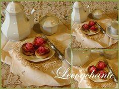 petit-déjeuner romantique