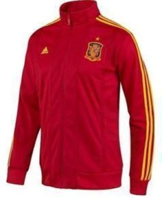 Available   TrendTrunk.com Adidas Spain Soccer Jacket . By Adidas. Only  38! 068cb62d2abbb