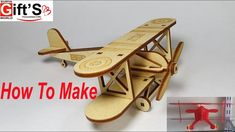 3D DIY  laser cutting aeroplane ||SURYA GIFT WORLD||VINUKONDA|| diy gifts Laser Cutting, Diy Gifts, 3d, Toys, How To Make, Activity Toys, Clearance Toys, Gaming, Games