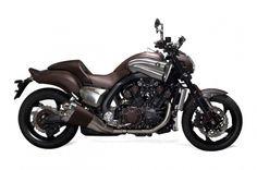 Hermes & Yamaha VMax Concept Bike