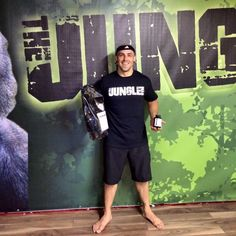 Eric just did a hardcore workout and on behalf of him and Tecumseh Jiu Jitsu, some lucky person will win 5 pounds of protein powder and bcaa's!