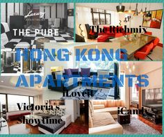 Travel to Hong kong and book one of our luxurious apartment.  Victoria's Showtime - 3bed/2bath iLoveit - 3bed/2bath The Richmix - 3bed/2bath The Pure - 3bed/2bath iCandy - 3bed/1bath  BOOK early and save up to 20%!