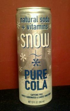 I really liked the Cranberry Pomraz Snow, so I had high expectations for this. It's not great, but it's not terrible. High Expectations, Coke, Vitamins, Snow, Pure Products, Canning, Coca Cola, Home Canning, Cola