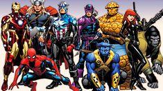 marvel heroes - Buscar con Google