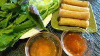 Vietnamese Spring Rolls | Asia Food Recipe