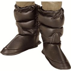 Unless you've stashed a pair of moon boots in your closet for the last 20 years, pulling off Napoleon Dynamite's footwear of choice ain't easy. These costume boot covers slip right over the top of you