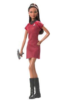 Barbie® Doll as Lt. Uhura   Barbie Collector