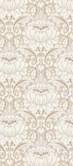 coquita - for wallpaper or textiles? Old Wallpaper, Damask Wallpaper, Pattern Wallpaper, Wallpaper Backgrounds, Wallpapers, Curtain Patterns, Textile Patterns, Print Patterns, Color Patterns