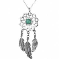 Dreamcatcher pendant!!
