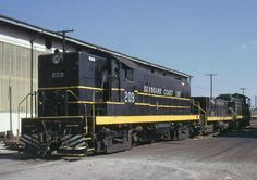 Seaboard Coast Line 209 RS12, Tampa, Fl 7501