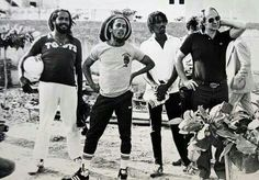 *Jacob Miller* & Bob Marley & The Wailers. More fantastic pictures and videos of *Bob Marley & Jacob Miller* on: https://de.pinterest.com/ReggaeHeart/