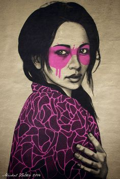 The Bratislava Street Art Festival 2014 is underway and Fin DAC was in town to work his magic on the streets of Bratislava in Slovakia.