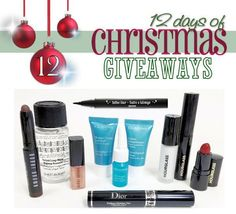 @livingdisrobed  @Living Disrobed Christmas Giveaway Day 12 Makeup Haul