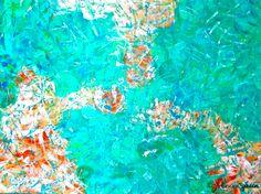 Abstract. Acrylics.